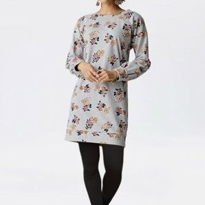 NIB MATILDA JANE PERFECTLY COZY FLORAL SHIRT DRESS
